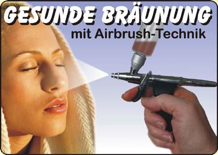 Airbrushtanning